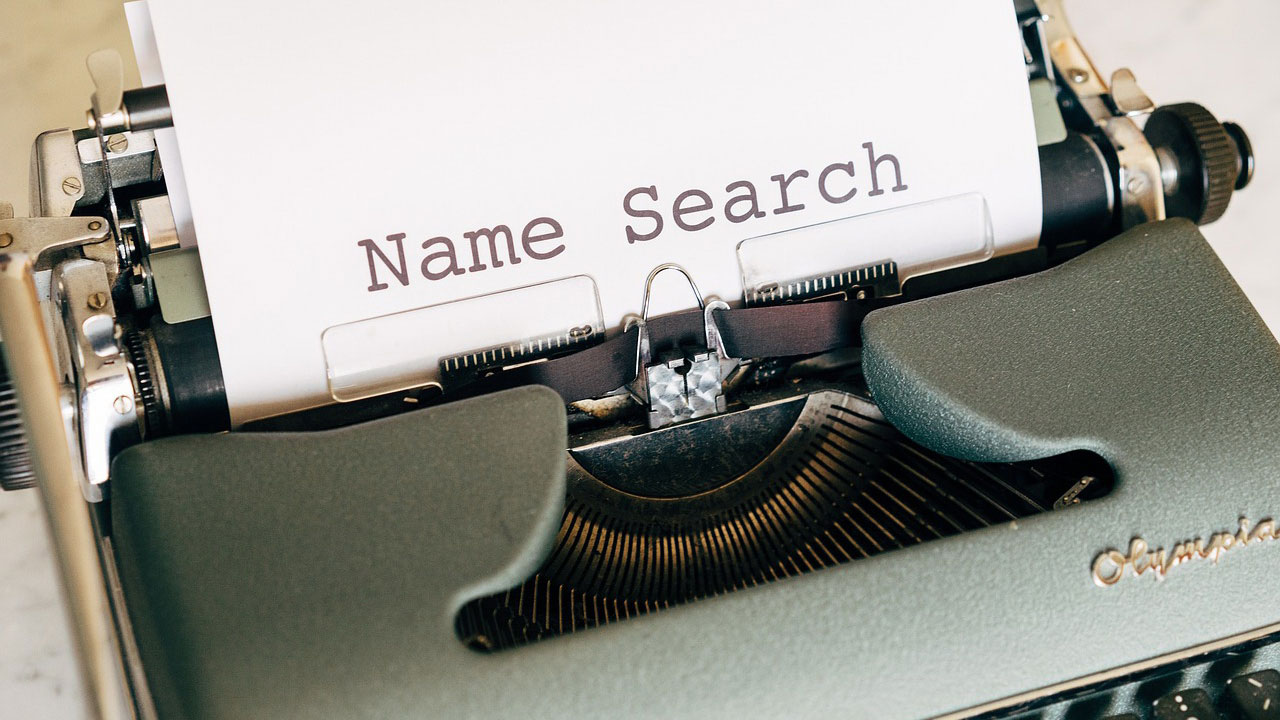 How To Pick A Blog Name?